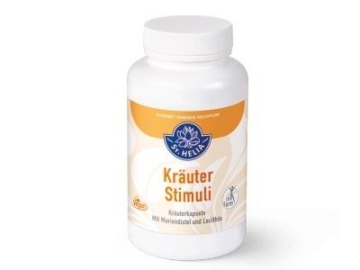 St. Helia Kräuter Stimuli, 180 Kapseln für 30 Tage