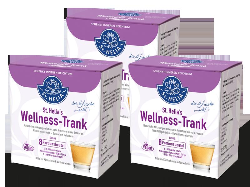 St. Helias Wellness-Trank Dreierpack