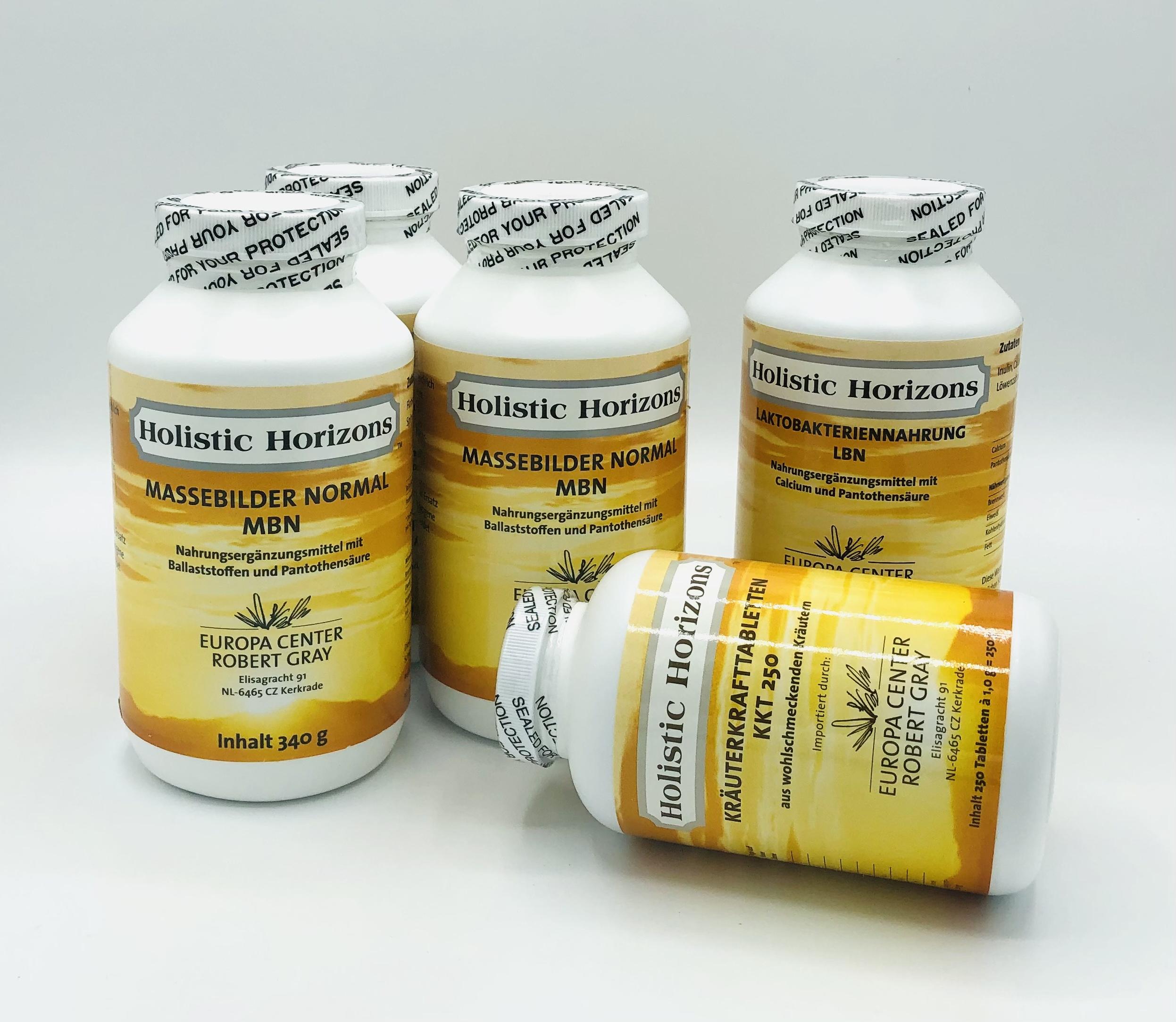 Robert Gray® Wiederholerpack NORMAL